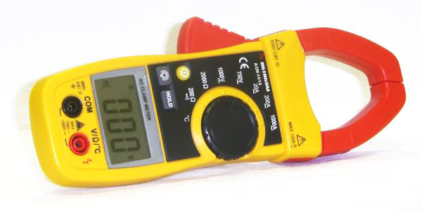 AKTAKOM ACM-1010 1000 A AC Clamp Meter & Thermometer (K-type)