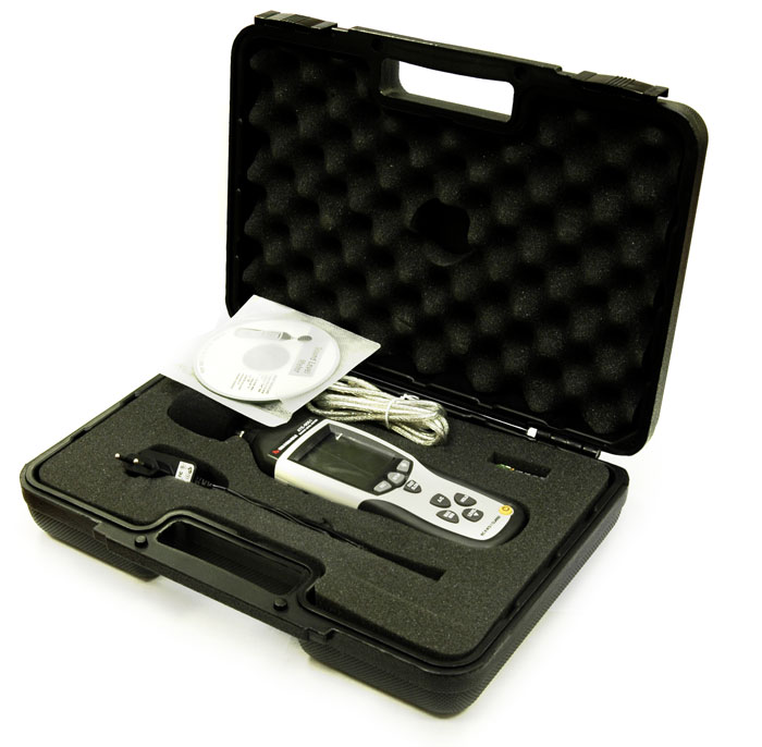 AKTAKOM ATE-9051 Sound Level Meter - Case