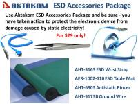 See our new Aktakom ESD Package (AA15)