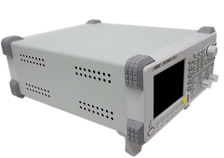 OWON AG-2062F Waveform Generator - side view