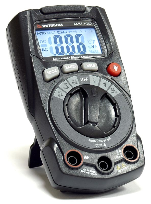 AKTAKOM AMM-1042 Digital Multimeter