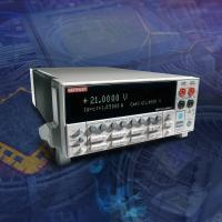 Keithley Expands Series 2400 SourceMeter� Family with Lower-Cost Solution Optimized for Low Voltage Testing