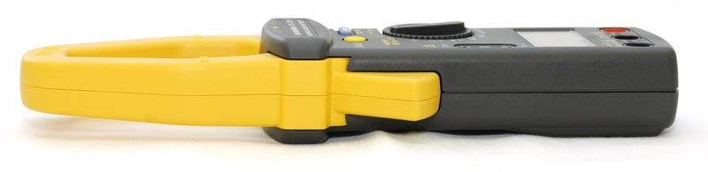 AKTAKOM ATK-2209 Clamp Meter - Side view