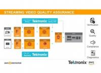 Tektronix Announces Interoperability with AWS Media Services