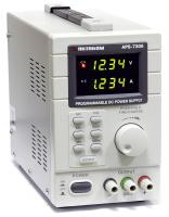 Check FAQ tab of AKTAKOM APS-7306 power supply