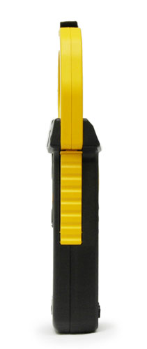 AKTAKOM ACM-2103 2000 A AC/DC Clamp Meter. True RMS + Multimeter + Direct current input (mA, µA) - Side view