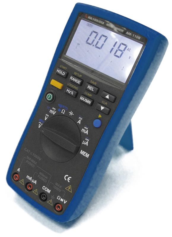 AKTAKOM AM-1108 Digital Multimeter