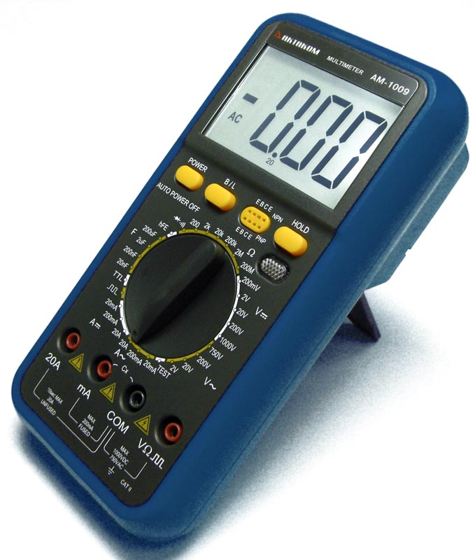 AKTAKOM AM-1009 Digital Multimeter