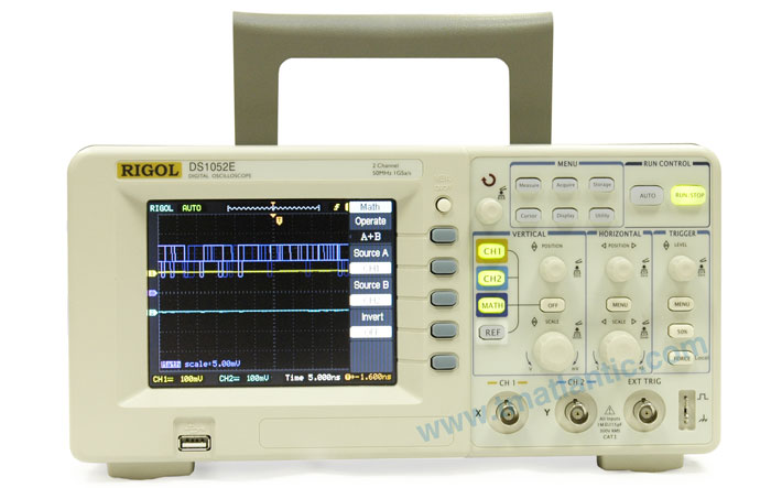RIGOL DS1052E Digital Oscilloscope