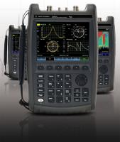 Agilent Technologies Introduces 14 FieldFox Handheld Analyzers that Deliver Benchtop Accuracy, MIL-spec Durability to Field Applications