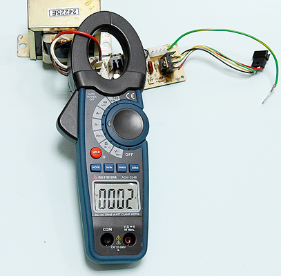 AKTAKOM ACM-2348 1000 A AC/DC Clamp & Watt Meter. True RMS & Pulse measurements - ACA Measurement
