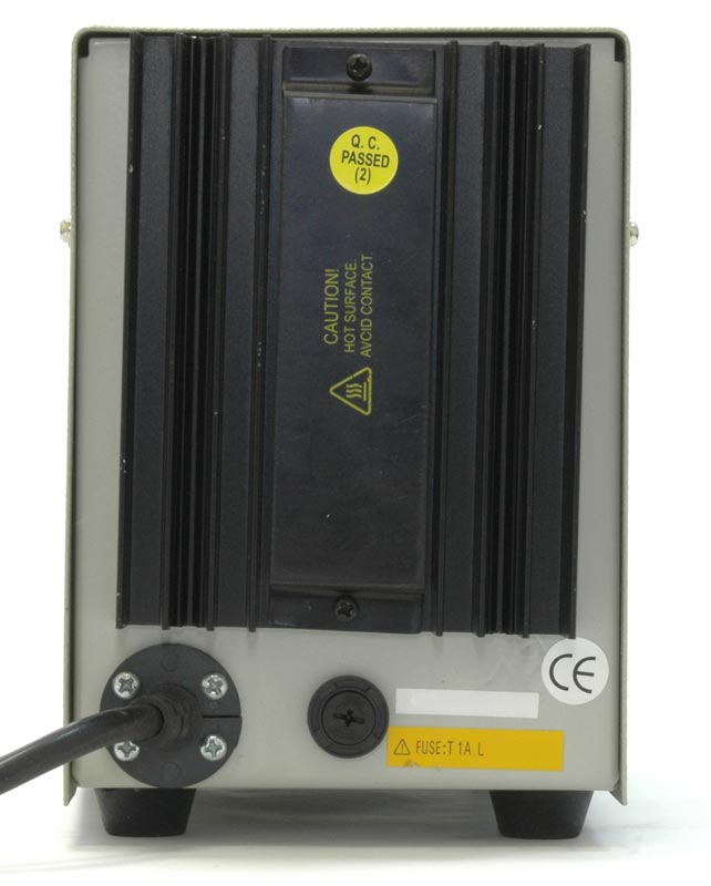 AKTAKOM ATH-1323 DC Power Supply - rear view