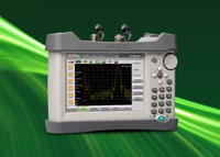 Anritsu Company Introduces New Generation of Site Master™ Handheld Cable and Antenna Analyzer
