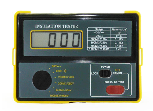 AKTAKOM AM-2002 Insulation tester