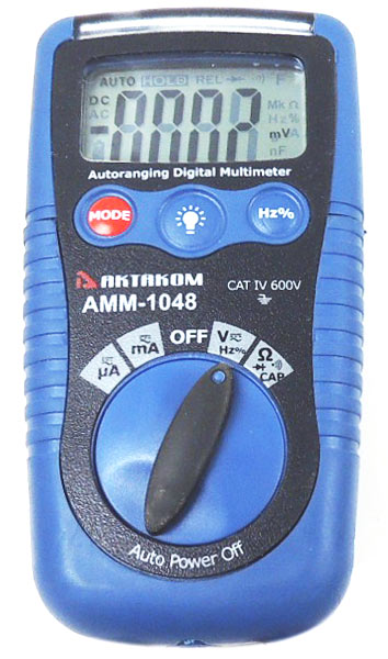AKTAKOM AMM-1048 Digital Multimeter