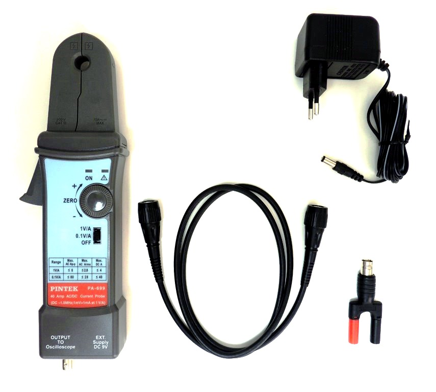 PA-699 Current Probe - Accessories