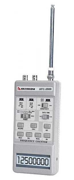 AKTAKOM AFC-2500 Frequency Counter