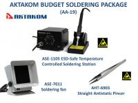 New Aktakom Budget Soldering Package (AA-19). Ideal for hobby!