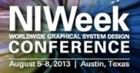 Save the Date: NIWeek 2013 to be Held August 5-8, 2013