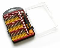 AKTAKOM AHT-5004 32-item Precision Screwdriver Set in our Online Store
