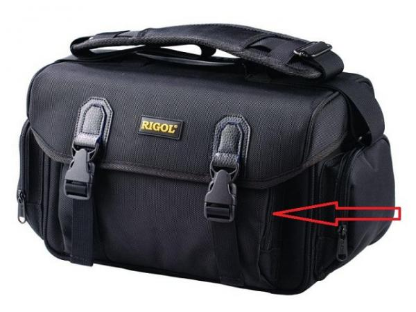 DISCOUNTED Carry Bag RIGOL for DS1000 series soft carrying case