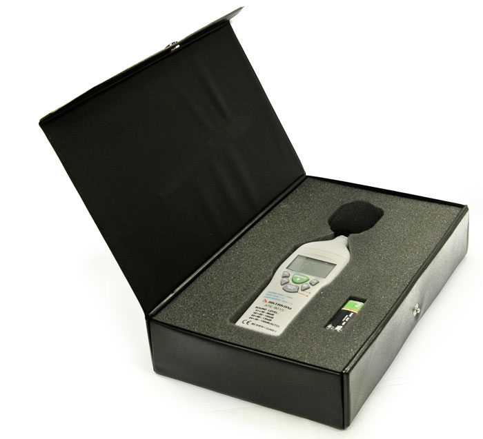 AKTAKOM ATE-9015 Sound Level Meter - case