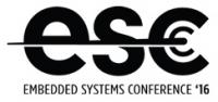 Embedded Systems Conference (ESC) 2016