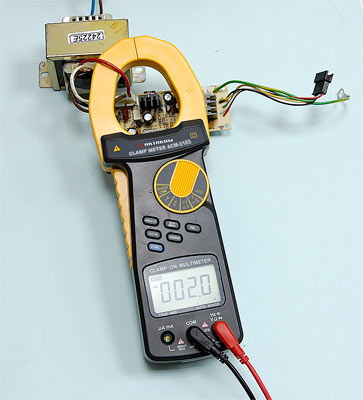 AKTAKOM ACM-2103 2000 A AC/DC Clamp Meter. True RMS + Multimeter + Direct current input (mA, µA) - ACA Measurement