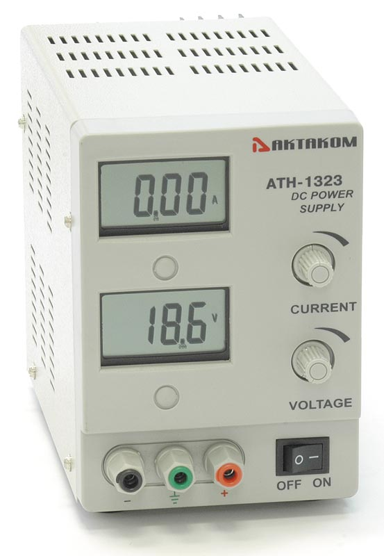 AKTAKOM ATH-1323 DC Power Supply