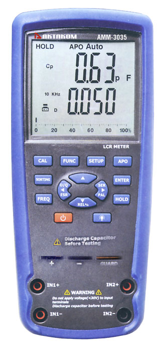 Create Your Own Package - You can choose AMM-3035 LCR meter (Inductance (L), Capacitance (C), and Resistance (R))