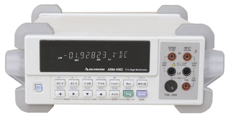 AKTAKOM ABM-4082 Benchtop Digital Multimeter