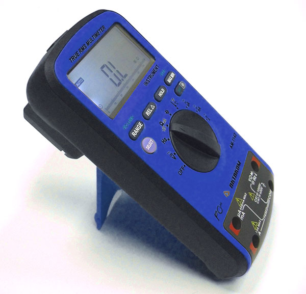 AKTAKOM AM-1142 Digital Multimeter - side view