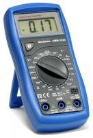 Measuring temperature with Aktakom AMM-1022 digital multimeter