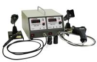Reliable and low-cost AKTAKOM ASE-3101 soldering & desoldering station