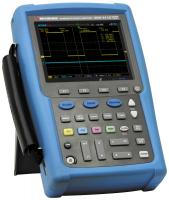 New AKTAKOM ADS-4xxx series handheld digital storage oscilloscopes
