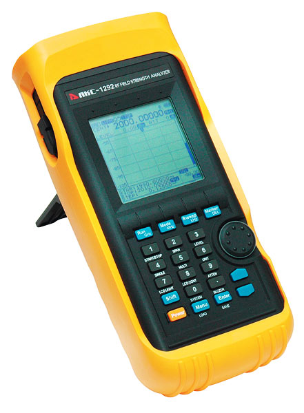 AKTAKOM ASA-1292 RF Field Strength Analyzer