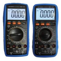 New handheld digital TrueRMS multimeters Aktakom AMM-1015 and AMM-1037