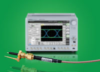 Anritsu Introduces High-Frequency Sampling Oscilloscope Probe