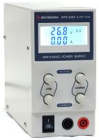 Compact and light-weight AKTAKOM APS-5305 DC power supply