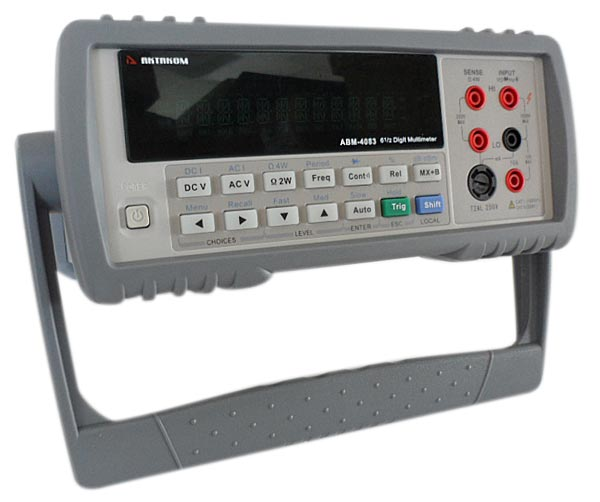 AKTAKOM ABM-4083 Benchtop Digital Multimeter