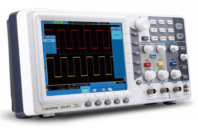 AKTAKOM ADS-2031 Digital Storage Oscilloscope 30MHz 250MSa/s