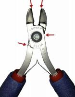 Brand NEW Tronex Large Oval Cutters