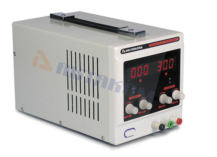 The Test Lab Package (AA7) - Aktakom APS-1303 Power Supply