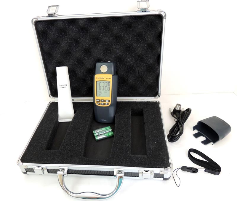 AKTAKOM ATE-9041 Ultrasonic Thickness Tester - Set