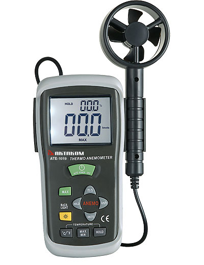 Create Your Own Package - You can choose ATE-1019 Thermo-Anemometer