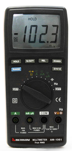 AKTAKOM AMM-1061 Professional Digital Multimeter