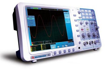 The Performance Precision and Price Package (AA8) - Aktakom ADS-2111M Digital Storage Oscilloscope