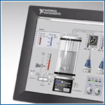 National Instruments Introduces Industrial Touch Panel Computers Based on Intel� Atom� Processor
