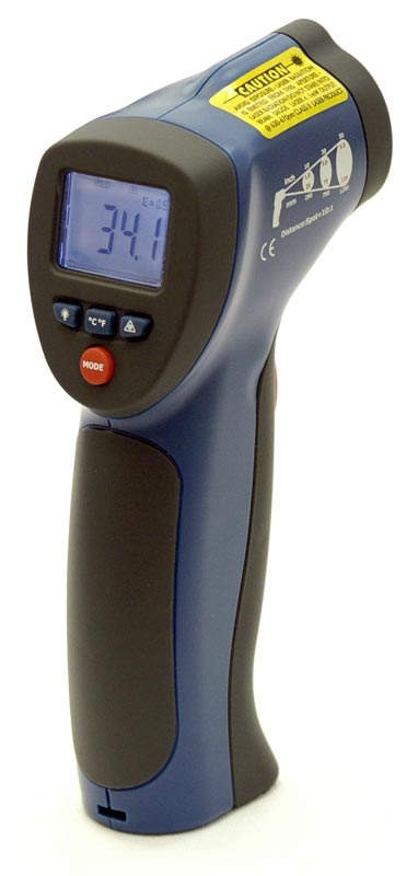 AKTAKOM ATE-2523 Mid-range Infrared Thermometer
