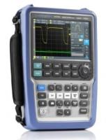 The portable R&S Scope Rider oscilloscope is ideal for troubleshooting automotive applications